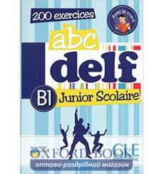 ABC DELF Junior Scolaire B1 + Corriges + DVD-ROM