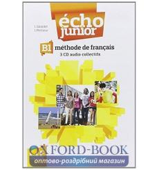Echo Junior b1 Collectifs CD Girardet J 9782090323337 купить Киев Украина