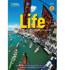 Учебник Life Pre-Intermediate_A Students Book+workbook with Audio CD Hughes, J 3rd Edition 9781337285827 купить Киев Украина