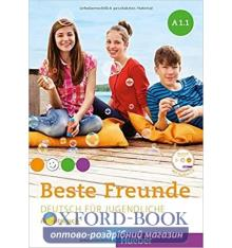 Робочий зошит Beste Freunde A1/1 Arbeitsbuch mit Audio-CD ISBN 9783194010512