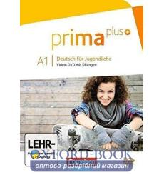 Prima plus a1 Video-DVD mit Ubungen Jin F 9783061206383 купить Киев Украина