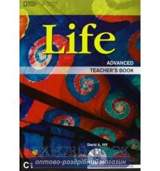 Книга для учителя Life Advanced Teachers Book with Audio CD Dummett, P ISBN 9781133315773 купить Киев Украина