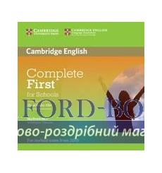 Диск Complete First for Schools Class Audio CDs (2) ISBN 9781107695337 купить Киев Украина
