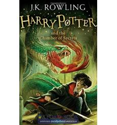 Книга Harry Potter 2 Chamber of Secrets Rejacket [Hardcover] Rowling, J ISBN 9781408855904 купить Киев Украина