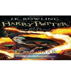 Книга Harry Potter 6 Half Blood Prince Rejacket [Hardcover] ISBN 9781408855942 купить Киев Украина