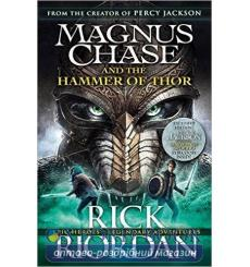 Книга Magnus Chase and the Hammer of Thor Book2 Riordan, R 9780141342559 купить Киев Украина