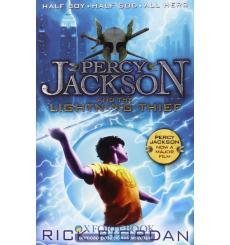 Книга Percy Jackson and the Lightning Thief Book1 Riordan, R  9780141346809 купить Киев Украина