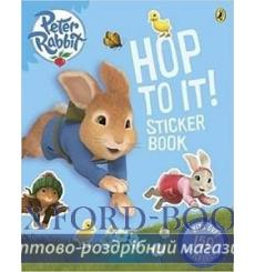 Книга Hop to It! Sticker Book Potter, B ISBN 9780723295372 купить Киев Украина