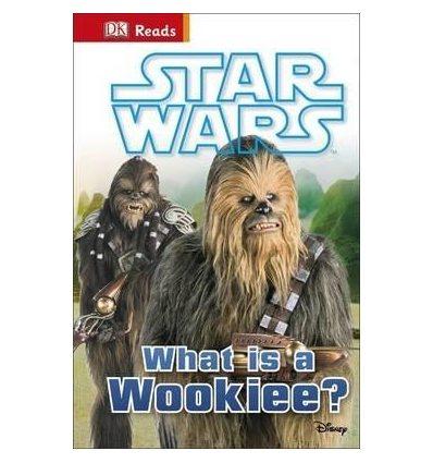 Книга Star Wars What is a Wookiee? ISBN 9780241186282