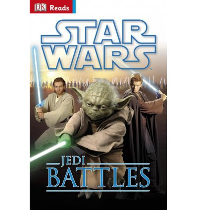 Книга Star Wars Jedi Battles ISBN 9781409346807