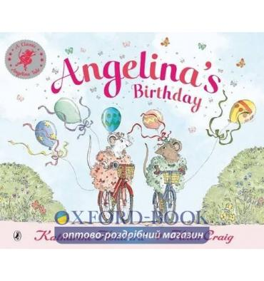 Книга Angelinas Birthday Katharine Holabird ISBN 9780140568714