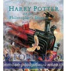 harry potter and the philosopher's stone (illustrated edition) hb