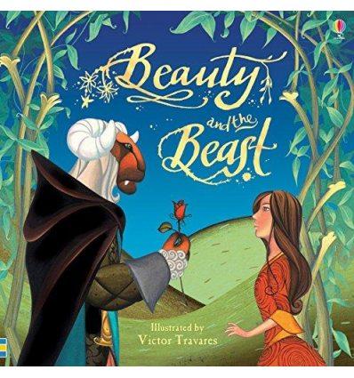 Книга Beauty and the Beast ISBN 9781474932387