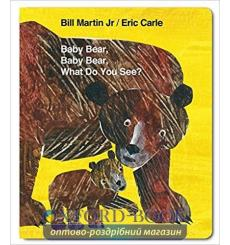Книга Baby Bear, Baby Bear, What Do You See? Martin, B ISBN 9780141384474 купить Киев Украина