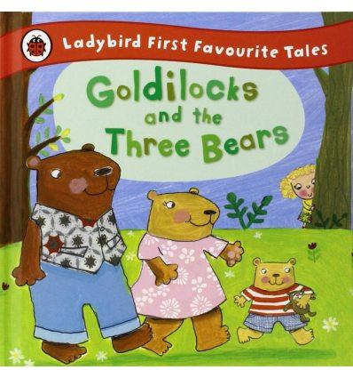 Книга Goldilocks and the Three Bears. 2-4 years ISBN 9781409306290