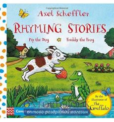 Книга Pip the Dog and Freddy the Frog Scheffler, A  9781447268246 купить Киев Украина