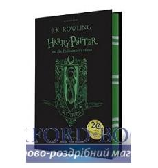 Книга Harry Potter 1 Philosophers Stone - Slytherin Edition [Hardcover] Rowling, J ISBN 9781408883761 купить Киев Украина