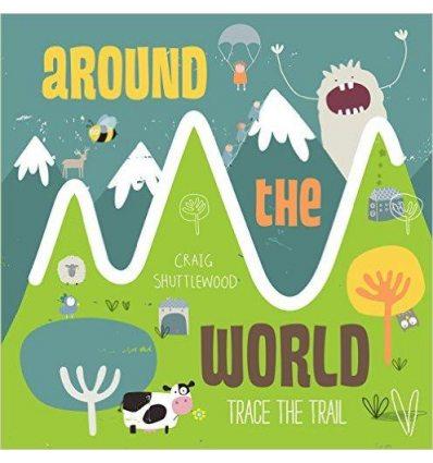 Книга Around the World ISBN 9781783701773