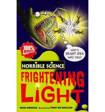 Книга Frightening Light Arnold, N ISBN 9781407106113