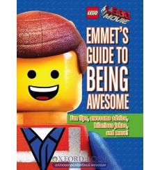 Lego Movie: Emmets Guide to Being Awesome [Hardcover] 9781407156453 купить Киев Украина