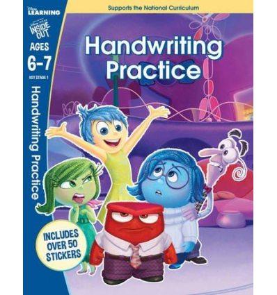 Книга Handwriting Practice. Ages 6-7 ISBN 9781407164892