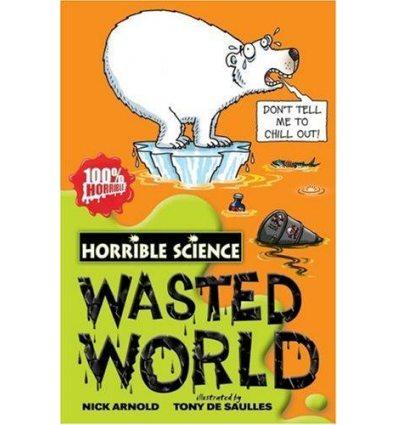 Книга Wasted World Arnold, N ISBN 9781407108223