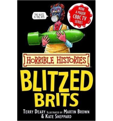 Книга Blitzed Brits Deary, T ISBN 9781407103433