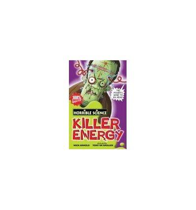 Книга Killer Energy Arnold, N ISBN 9781407109602