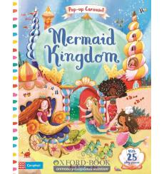 Книга Pop-up Carousel: Mermaid Kingdom Jatkowska, A  9781509844357 купить Киев Украина