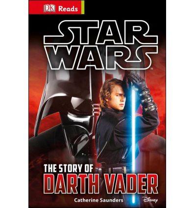 Книга Star Wars. The Story of Darth Vader ISBN 9780241186343