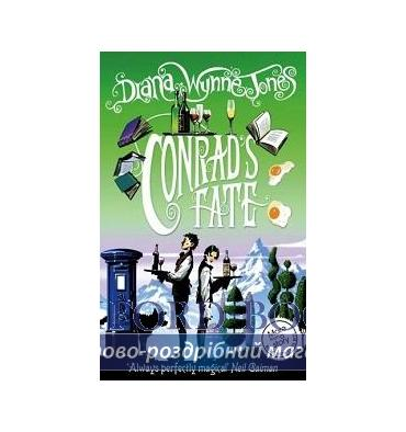 Книга Chrestomanci Series Book6: Conrads Fate Jones, D ISBN 9780007278190