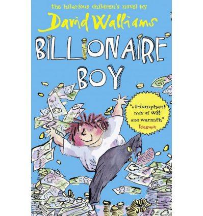 Книга Billionaire Boy Walliams, D ISBN 9780007371082