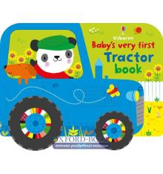 Книжка Tractor Book ISBN 9781409597131