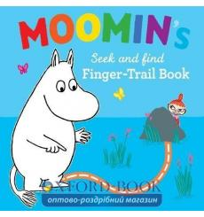Книга Moomins Search and Find Finger-Trail Book 9780141375588 купить Киев Украина