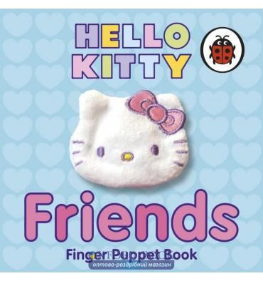 Книга Friends. Finger Puppet Book ISBN 9780723271673