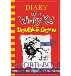 Diary of a Wimpy Kid Book11: Double Down [Paperback] Kinney, J 9780141376660 купить Киев Украина