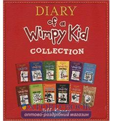 Diary of a Wimpy Kid 12 Book Slipcase Kinney, J 9780241342800 купить Киев Украина