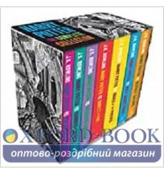 Книга Harry Potter Boxed Set: The Complete Collection (Adult Paperback) Rowling, J 9781408898659 купить Киев Украина