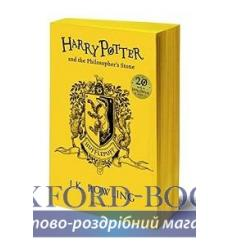 Книга Harry Potter 1 Philosophers Stone - Hufflepuff Edition [Paperback] Rowling, J ISBN 9781408883792 купить Киев Украина