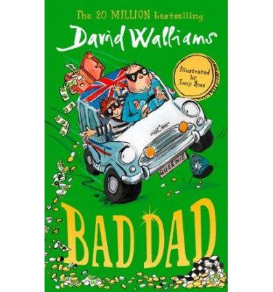 Книга Bad Dad Walliams, D ISBN 9780008254339
