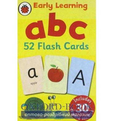 Книга ABC (Cards) ISBN 9781409302742