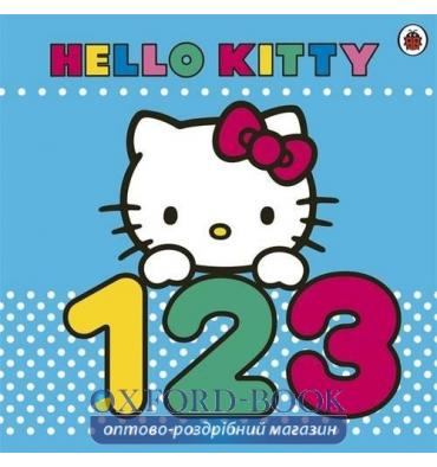 Книга Hello Kitty: 123 ISBN 9781409310563