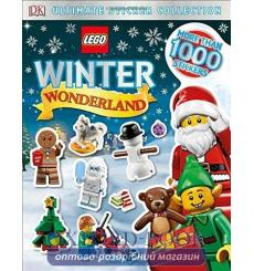 LEGO Winter Wonderland Dorling Kindersley 9780241256268 купить Киев Украина