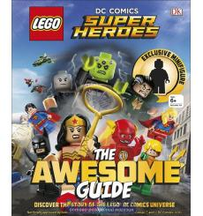 LEGO DC Comics Super Heroes. The Awesome Guide 9780241280393 купить Киев Украина