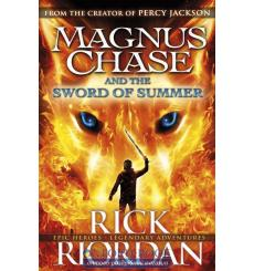 Книга Magnus Chase and the Sword of Summer Book1 Riordan, R 9780141342443 купить Киев Украина