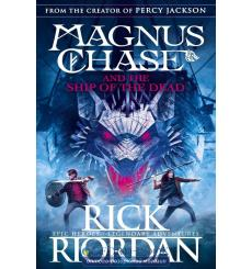 Книга Magnus Chase and the Ship of the Dead Book3 Riordan, R 9780141342603 купить Киев Украина