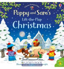 Книжка Poppy and Sams Lift-the-Flap Christmas Amery, H ISBN 9781474956659