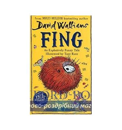 Книга Fing Walliams, D ISBN 9780008349080