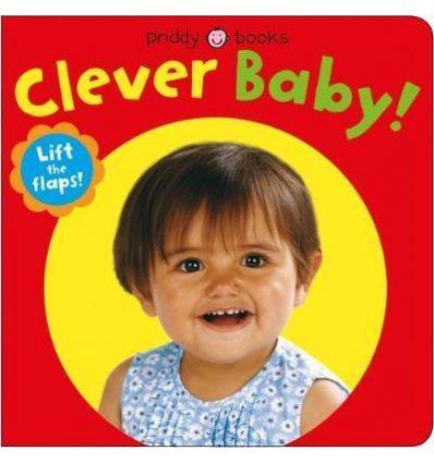 Книга Clever Baby! Priddy, R ISBN 9781783418305
