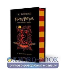 Книга Harry Potter 3 Prisoner of Azkaban - Gryffindor Edition [Hardcover] Rowling, J 9781526606167 купить Киев Украина